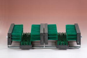 Voetenveger groen 60x30cm